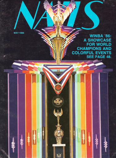 May 1986 Cover