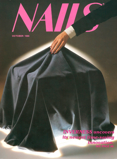 October 1986 Cover