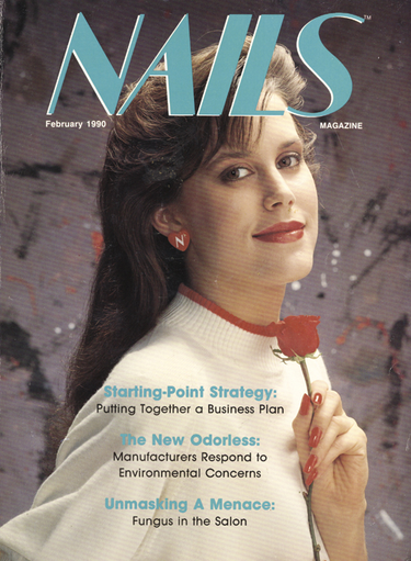 February 1990 Cover