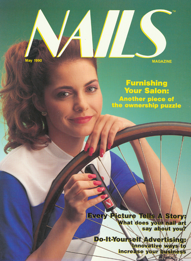 May 1990 Cover