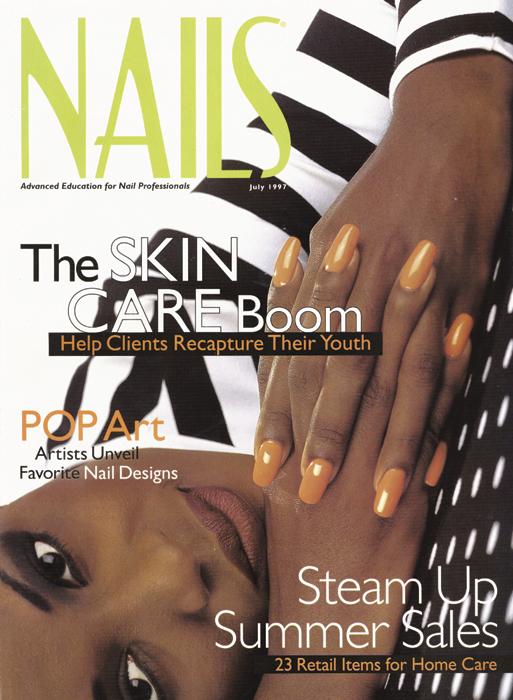 NAILS Magazine | July 1997 Issue