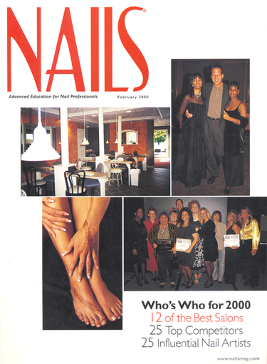 February 2000 Cover