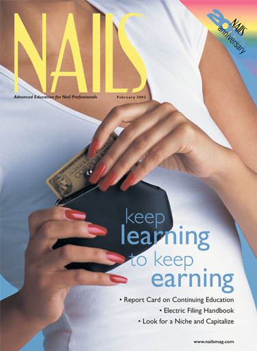 February 2003 Cover