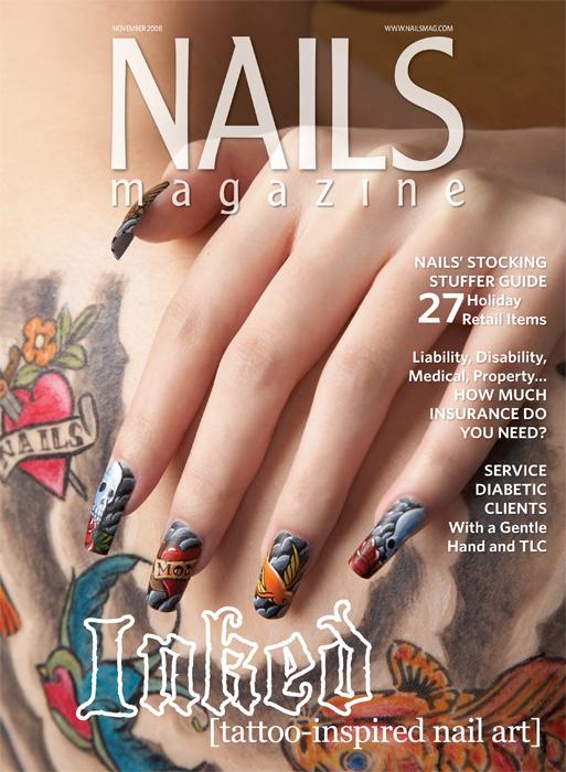 NAILS Magazine | November 2008 Issue