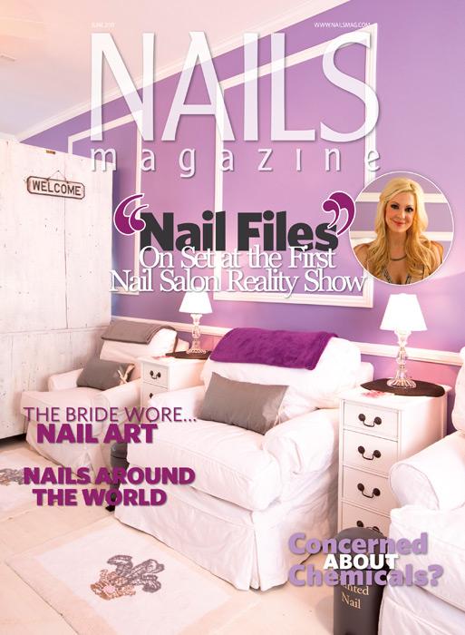 NAILS Magazine   June 2011 Issue