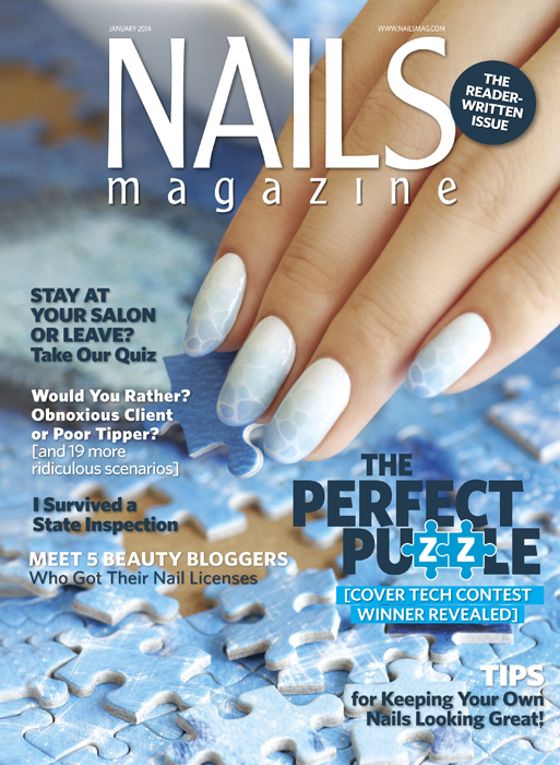 NAILS Magazine | January 2014 Issue