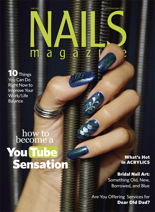 NAILS Magazine | June 2014 Issue