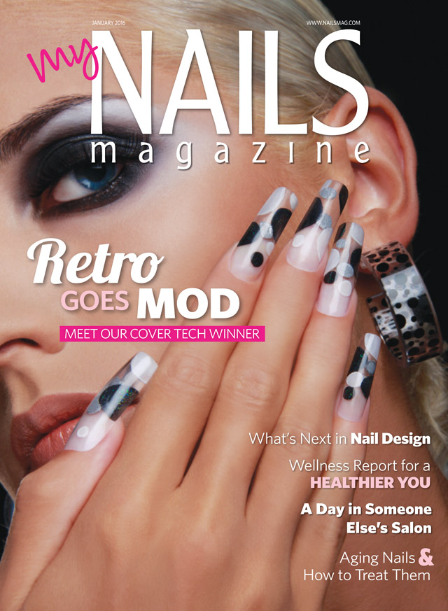 NAILS Magazine | January 2016 Issue