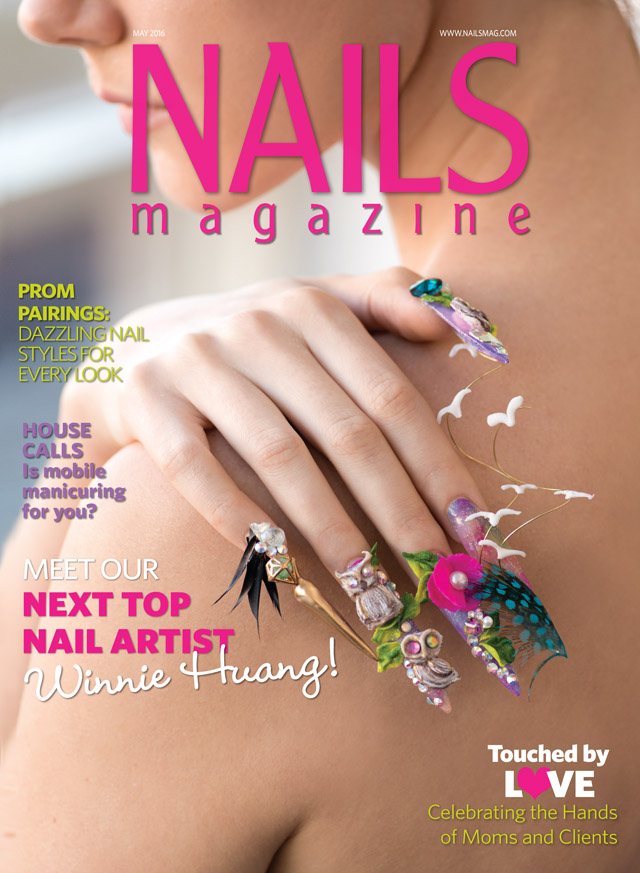 NAILS Magazine   May 2016 Issue