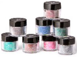 Young Nails' Speed Clear, Cover Pink, Royal Blue, Hologram, Fuchsia, Finish Gel, black and white acrylic paint