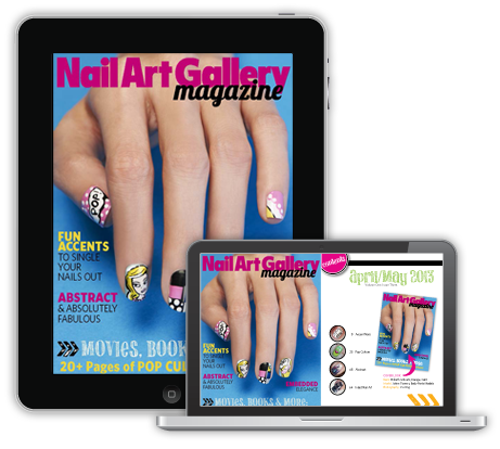 Nail Art Gallery Magazine - Digital Version
