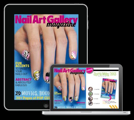 Nail Art Gallery Magazine - Digital Version