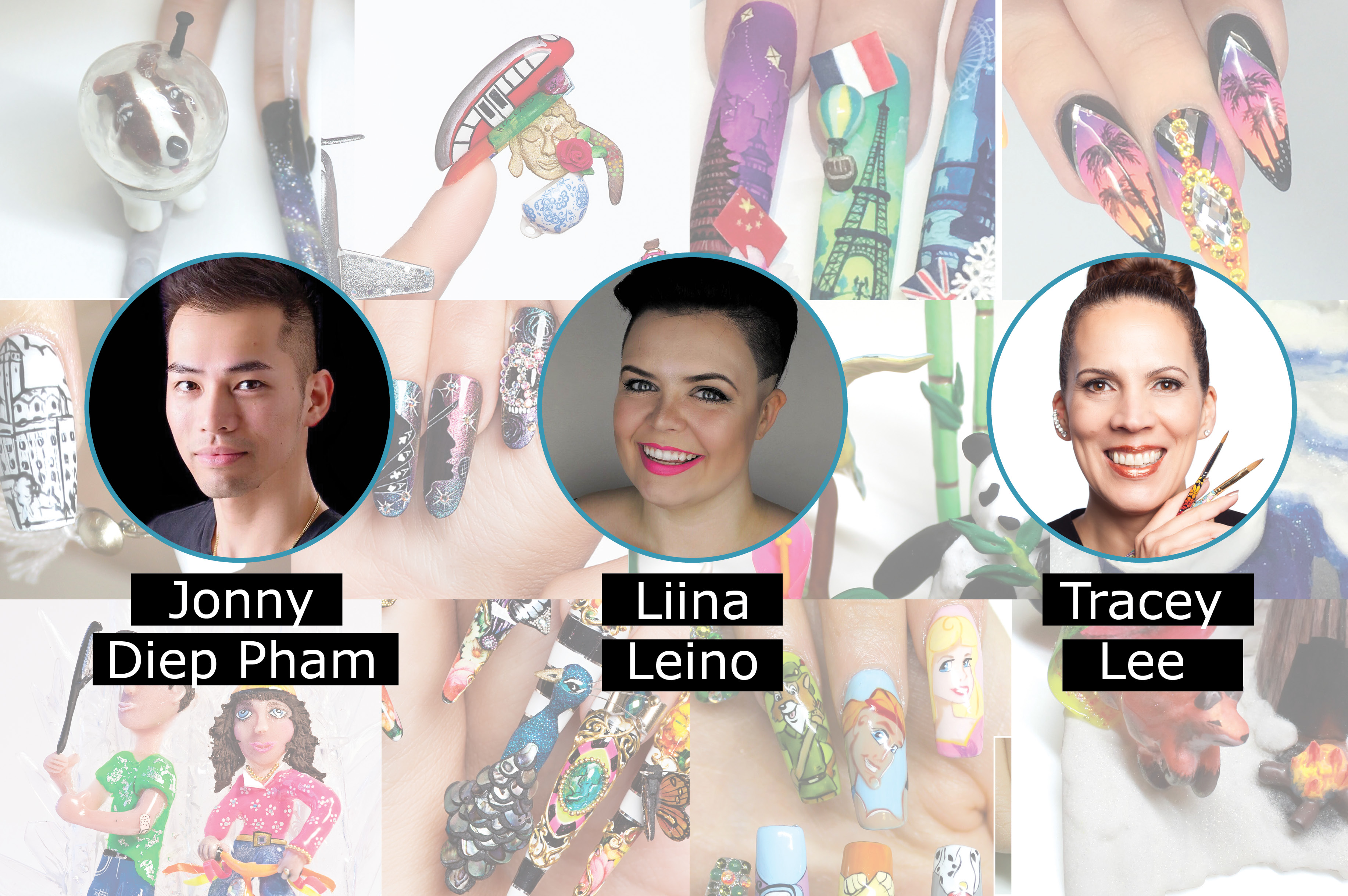 NAILS Next Top Nail Artist Awards Ceremony & Party Information