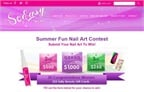 Win Big Bucks for Your Nail Art