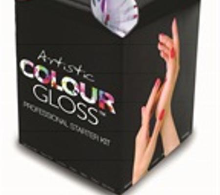 Win an Artistic Colour Gloss Pro Starter Kit