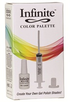 Create Your Own Gel-Polish With Infinite Color Palette