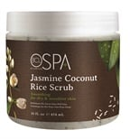 Smooth Skin Gently With BCL Spa Jasmine Coconut Rice Scrub
