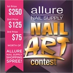 Enter the Allure Nail Supply Nail Art Contest