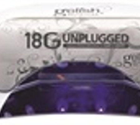 Use Gelish's 18G Unplugged for Reliable Mobile Curing