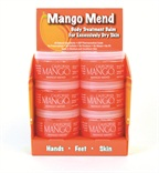Mango Mend: A Balm for Dry Skin