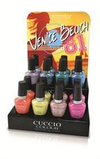 Cuccio Collection Captures the Spirit of Venice Beach