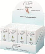 Feet First Spa Buffing Pads Eliminate Dry, Callused Skin
