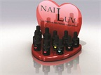 Chrislie Formulations Debuts NaiLuv Gel Shades