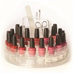 Organize and Protect With the Clearly Chic Nail Boutique