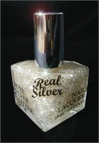 Try Real Silver Top Coat for Free