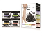 Gena Pedi Spa Detox System Neutralizes Odors With Charcoal