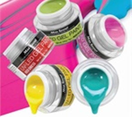 Mia Secret UV.LED Gel Paint Comes in 25 Colors