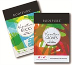 Go Waterless With Bodipure Keratin Gloves and Socks