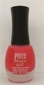 Podz Magic Gel Delivers Durable Shine in No Time