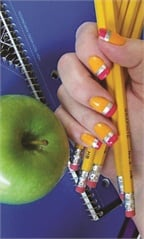 Backscratchers Nail Art Contest Runs Monthly
