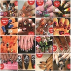 Enter NSI's Halloween Nail Art Contest