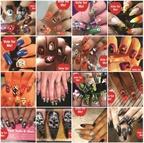 Enter NSI's Halloween Nail Art Contest