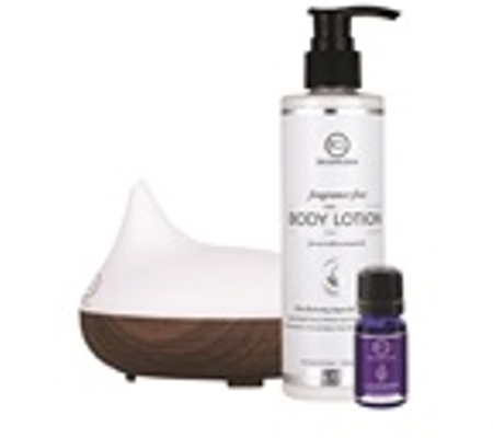 Add BCL Spa Essential Oils to Lotion or Diffuser