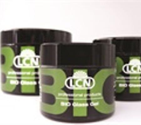 LCN Bio Glass Gel Promotes Healthy Nails