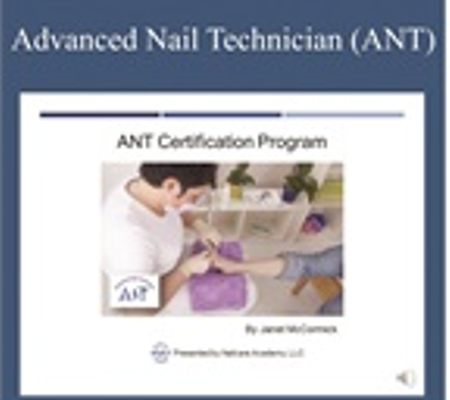 Win a Scholarship to Nailcare Academy's ANT Program