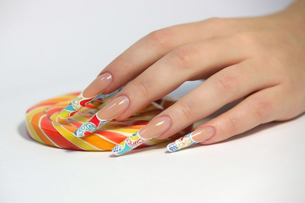 <p>When asked why she selected nails as a profession, Yulia&nbsp;Khasanova responds, &ldquo;Nail art is creative work requiring precision, accuracy, and attentiveness. I just like to do it!&rdquo;</p>