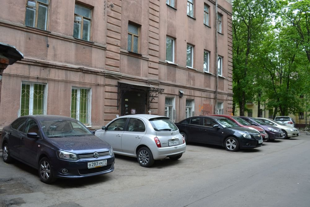<p>In Moscow, training center and salon Nail Couture is located just outside the city center.</p>