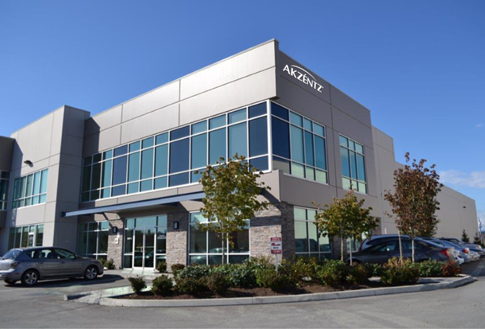 <p>Located in Burnaby, British Columbia, Akzéntz Nails is popular with Canadian nail techs.</p>