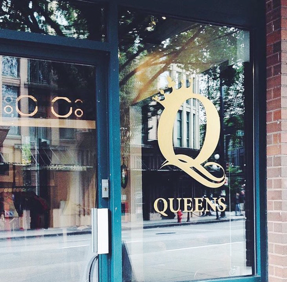 <p>Haus of Lacquer is located in Queens Boutique in Vancouver's historic Gastown, which is quickly becoming one of the main hot spots in the city.</p>