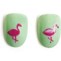 Nail Art Studio: Flamingo Power