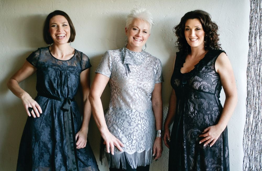 <p>Tracy Gielink, Kim Davidson, and Debbie Davidson founded Buff Beauty Parlor in Umhlanga.</p>
