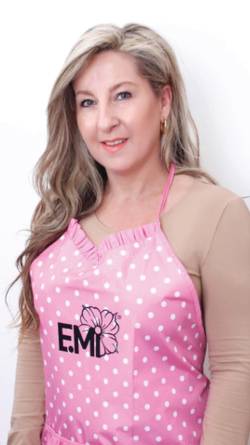 <p>Morne Louw owns E.MI School of Nail Design—Pretoria.</p>