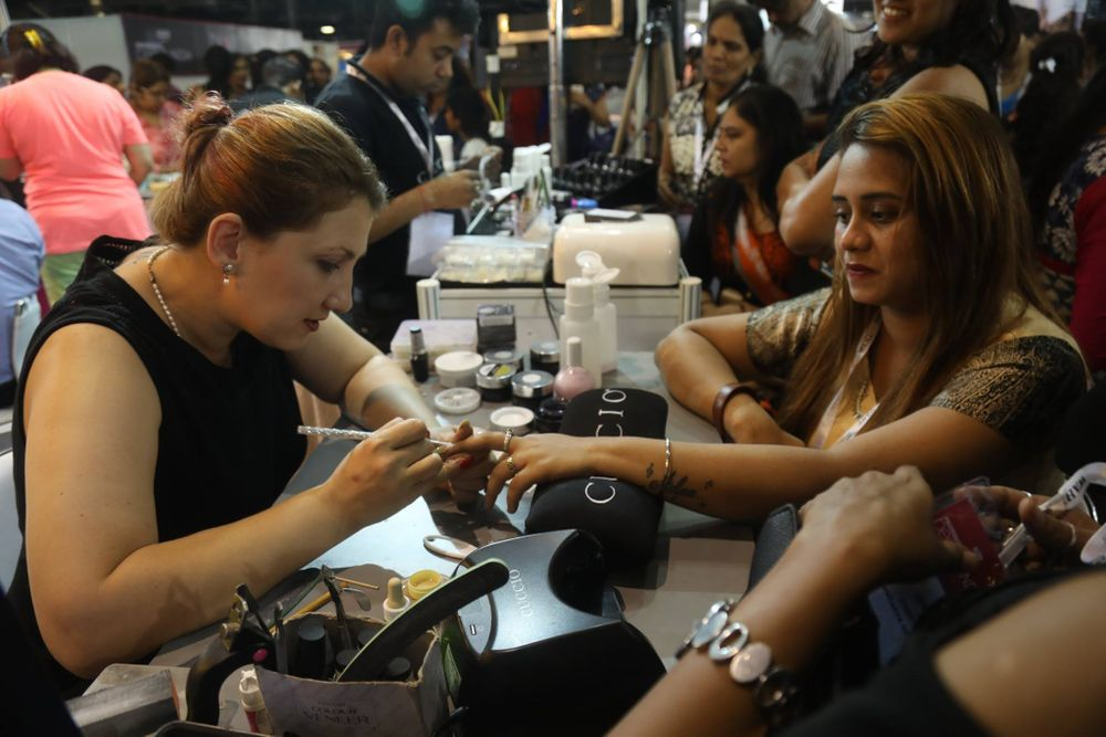 <p>Nail Premier League debuted at Professional Beauty Mumbai.</p>