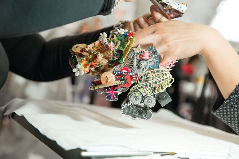 <p>Nailympia London nail designs rival those from other competitions around the globe.</p>