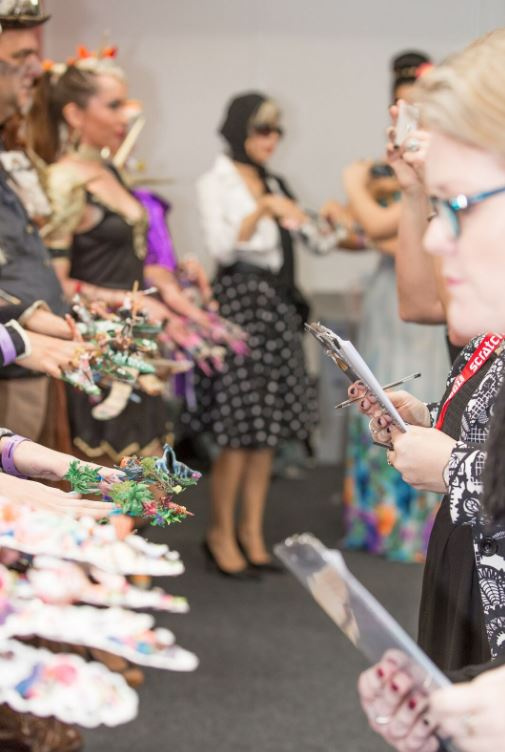 <p>Nailympia London 2015 featured three days of nail competitions across 11 categories.</p>