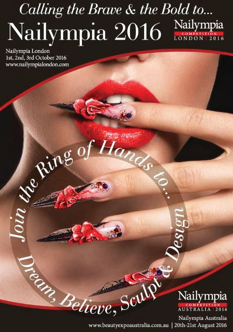 <p>The next Nailympia London will be held October 1-3, 2016.</p>